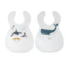 sebra haklapp arctic animals 2 pack
