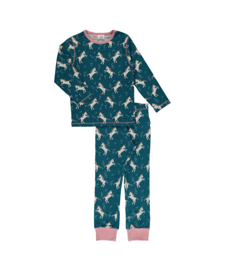 MAXOMORRA pyjamas unicorn dreams