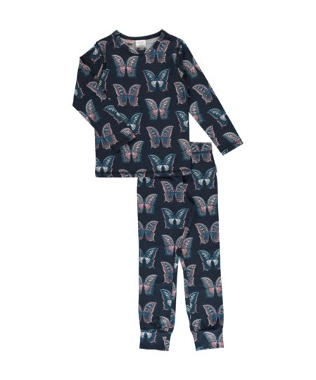 maxomorra pyjamas butterfly
