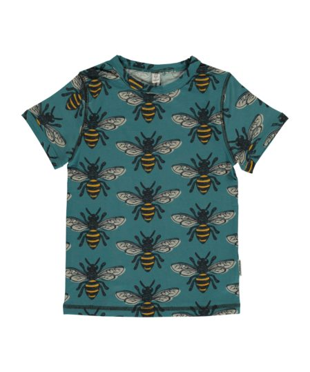 maxomorra t-shirt bee